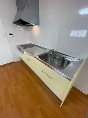 浴室乾燥機も装備された浴室になります。