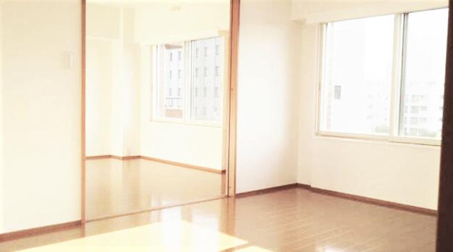 【居間・リビング】東高目黒ペアシティー