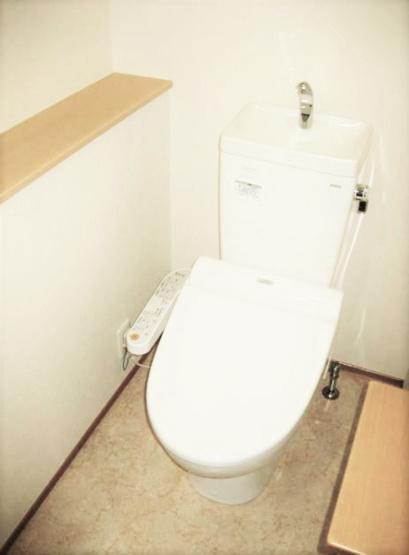 【トイレ】東高目黒ペアシティー