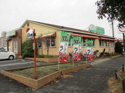 サイゼリヤ高塚新田店(792m)
