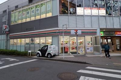 セブンイレブン松戸常盤平セブンタウン店(195m)