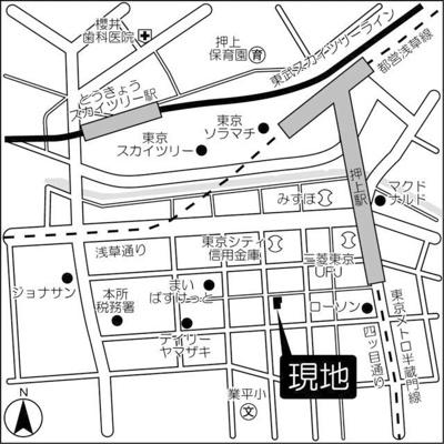 【地図】Cerca Torre
