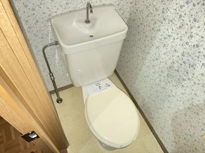 【トイレ】メゾングランドリヴィエール