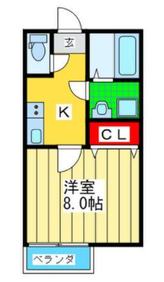 大阪市旭区。2013年築の一棟アパート