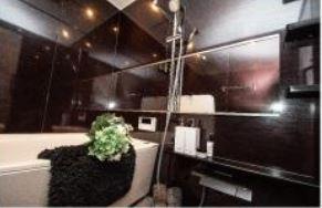【浴室】セントラルパークウェストB棟~イオンハウジングの不動産仲介~