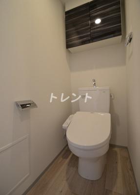 【トイレ】グランパセオ新宿河田町【GRAN PASEO新宿河田町】