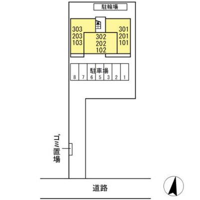 【区画図】プレミール C
