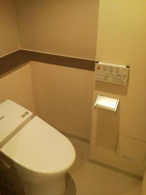 【トイレ】プレジリア東日本橋