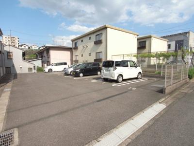 【駐車場】レーベンツ加木屋