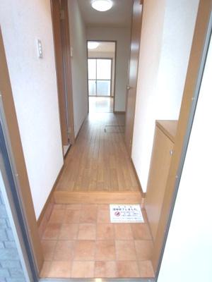 【玄関】レーベンツ加木屋