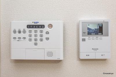 ALSOKホームセキュリティ TVインターホン
