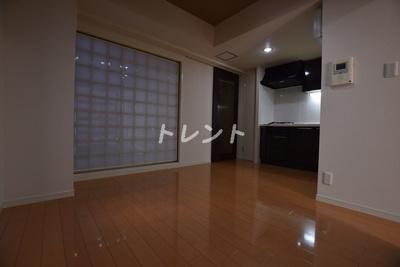 【居間・リビング】レジディア日本橋人形町