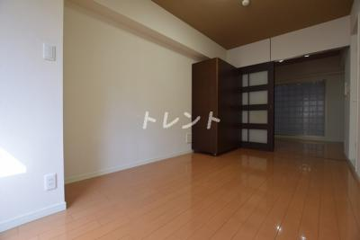 【寝室】レジディア日本橋人形町