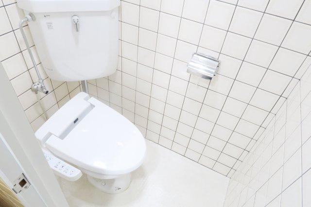 【トイレ】飯原コーポ