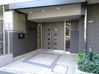 【エントランス】コンフォリア目黒八雲