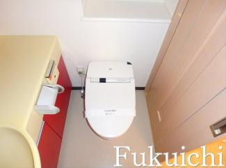 【トイレ】コンフォリア目黒八雲