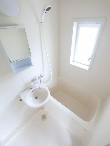 【浴室】コーポ丸藤