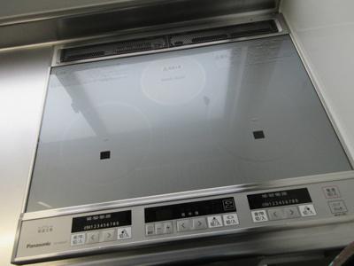 【キッチン】アイデアル光吉