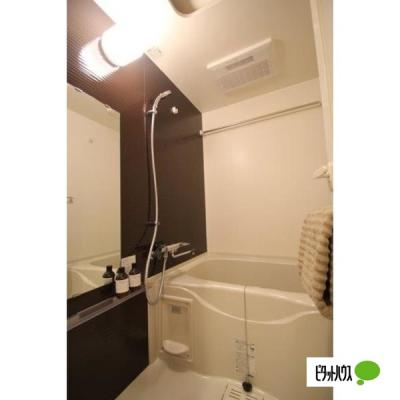 【浴室】ディームス入谷Ⅰ