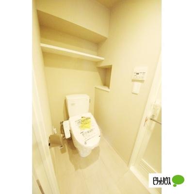 【トイレ】ディームス入谷Ⅰ