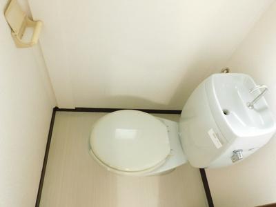 【トイレ】メゾネットタカギB