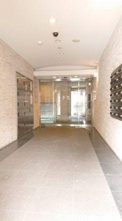 建物の入口部分です。
