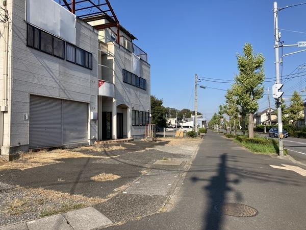 【その他】守谷市本町 売地 上物付