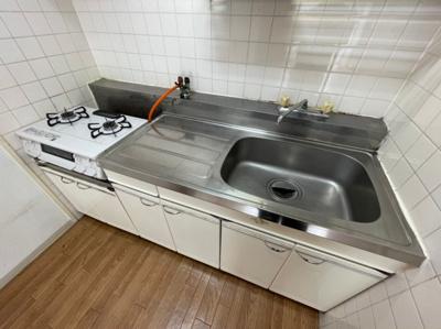 【キッチン】パールヒル清水が丘