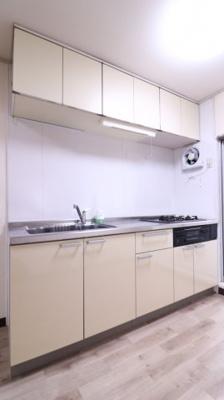 【キッチン】一ノ谷グリーンハイツH棟