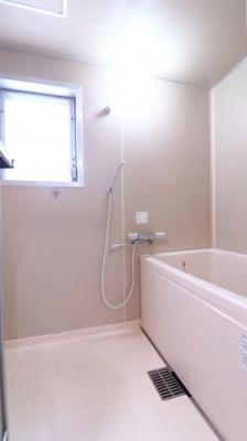 【浴室】一ノ谷グリーンハイツH棟