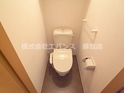 【トイレ】アバンサールⅡ