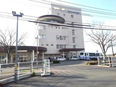田主丸中央病院まで600m