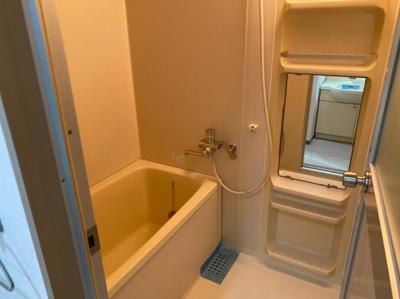 【浴室】ダイアパレス八柱