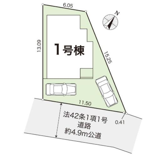 【区画図】百石町1