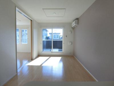 【居間・リビング】サンリットハウス米広B