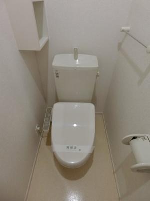 【トイレ】サンリットハウス米広B