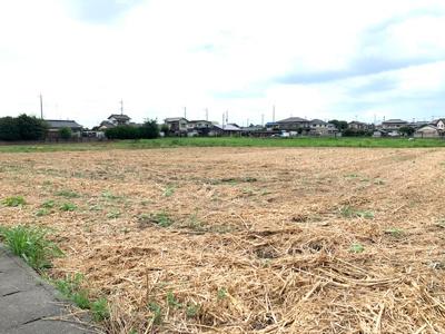 【外観】太田市堀口町農業用地