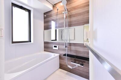 【浴室】かしわ台クラルテ東棟