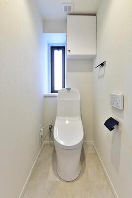 【トイレ】かしわ台クラルテ東棟