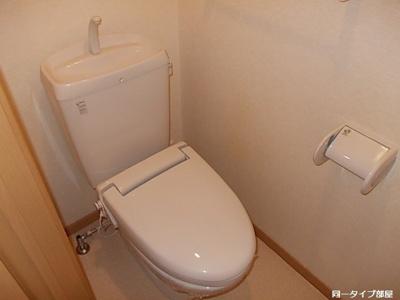 【トイレ】セント・イリスⅠ