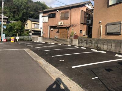 【外観】井口町駐車場