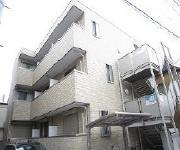 都営浅草線「中延」駅より徒歩2分の駅近アパートです