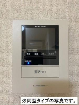【セキュリティ】ミル ハピネス B