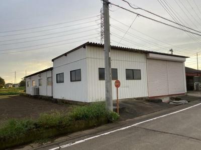 【外観】横沼倉庫