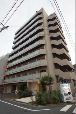 JR京浜東北線「蒲田駅」徒歩6分の分譲賃貸マンションです。