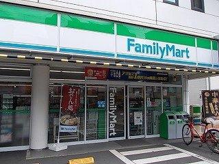ファミリーマート 高知旭町店まで600m