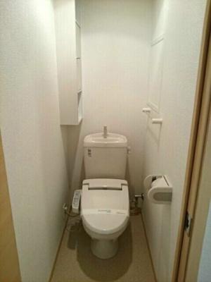【トイレ】ミール西町