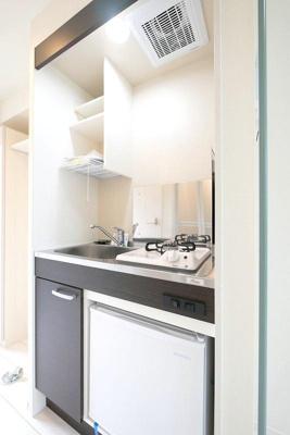 【キッチン】(仮称)経堂三丁目アパート