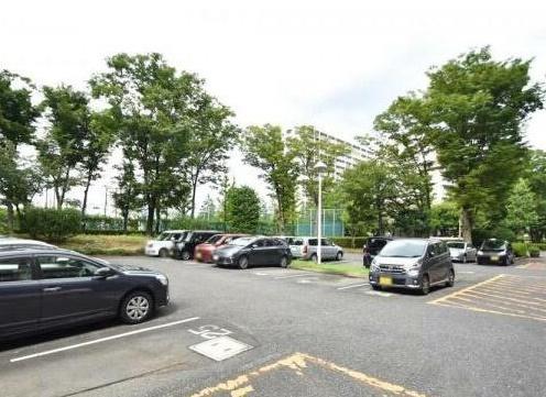 【駐車場】志木ニュータウン南の森弐番街9号棟