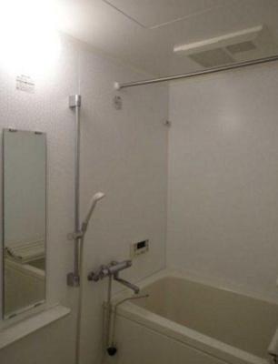 【浴室】蔵前蔵マンション